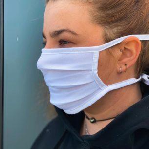Mund- Und Nasenmasken Zum Binden