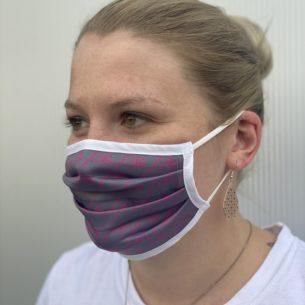 Mund- Und Nasenmasken Mit Logo