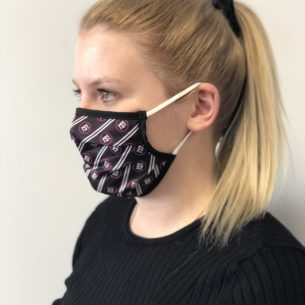 Mund- Und Nasenmasken Mit MS Equestrianwear Logo